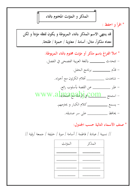 الصف الرابع لغة عربية الفصل الثاني القواعد الهامة التابعة لمنهاج الصف الرابع Bullet Journal Journal Grade