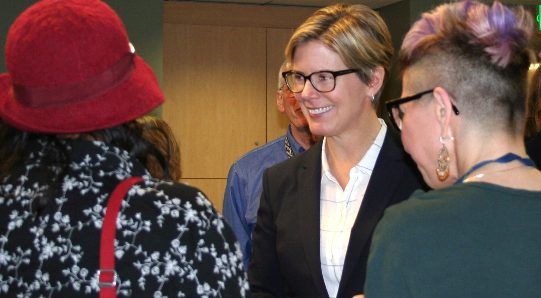 Susan Mullaney President Designate Kaiser Foundation Health Plan
