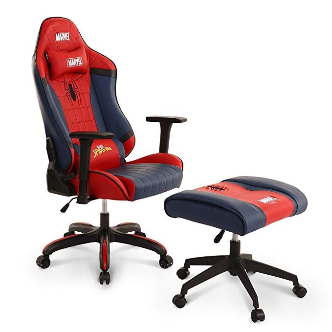 Neo Chair Licensed Marvel Premium Gaming Racing Chair Executive Office Desk Task Computer Home Chair High Bac Racing Chair Gaming Chair Interior Design Guide