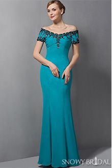 Teal Mother of the Bride Suit