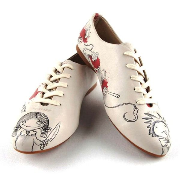 Psycho Lover Shoes