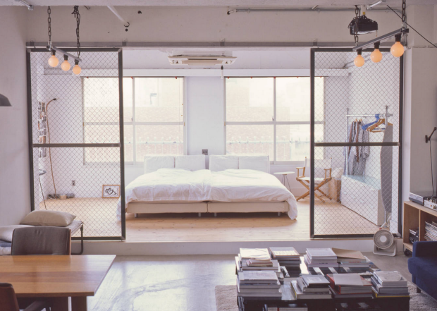 This Industrial Design Loft In Tokyo Is One Hell Of An Airbnb