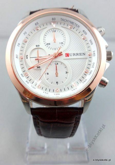 Zegarek Curren Kwarcowy Accessories 90 S Watches