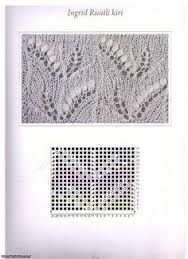 Картинки по запросу free estonian lace knitting patterns ...