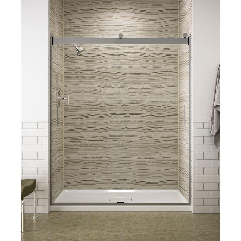 Kohler K 706009 L Shower Doors Clean Shower Doors Frameless