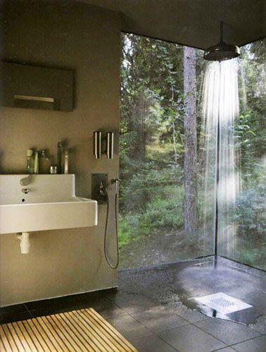 6 déco salles de bain de rêve avec une douche italienne Bathroom