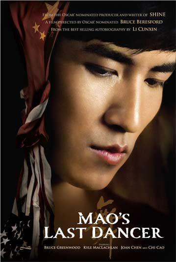 Mao S Last Dancer Asie Chine Cambodge