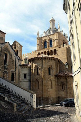 Coimbra - Sé Velha Portugal