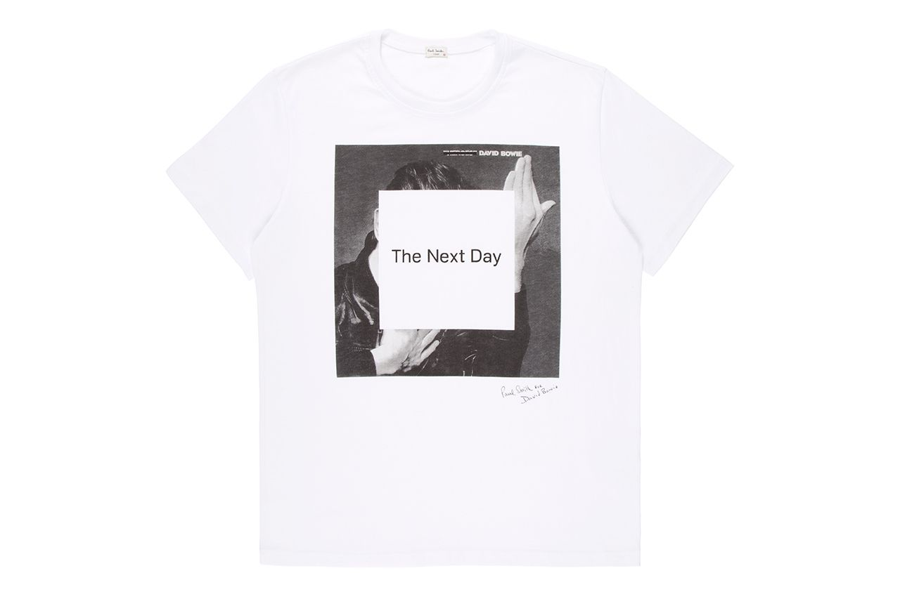Paul Smith For David Bowie The Next Day T Shirt