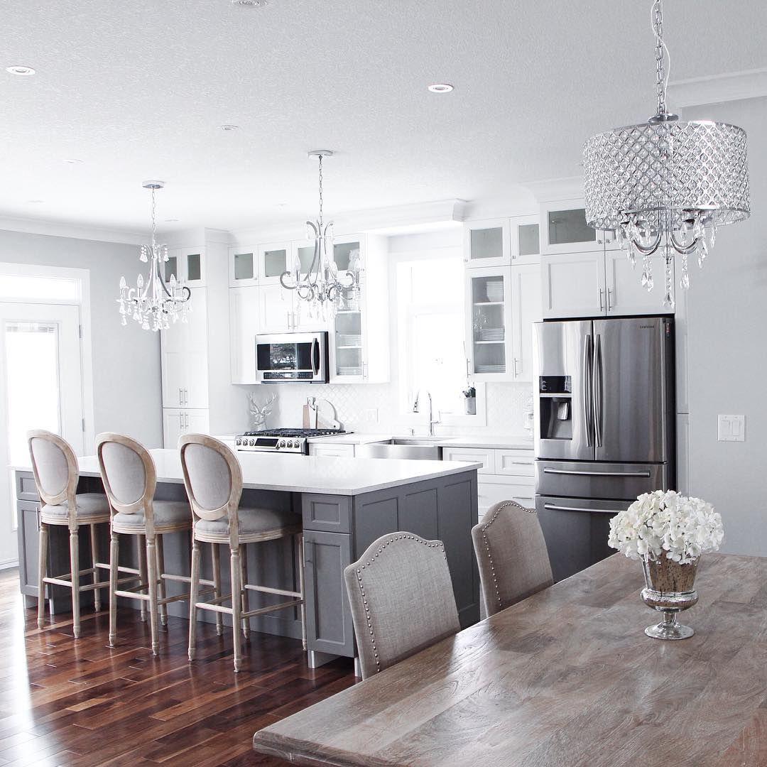 Jessica Klassen's gorgeous bright kitchen are what decor dreams ...