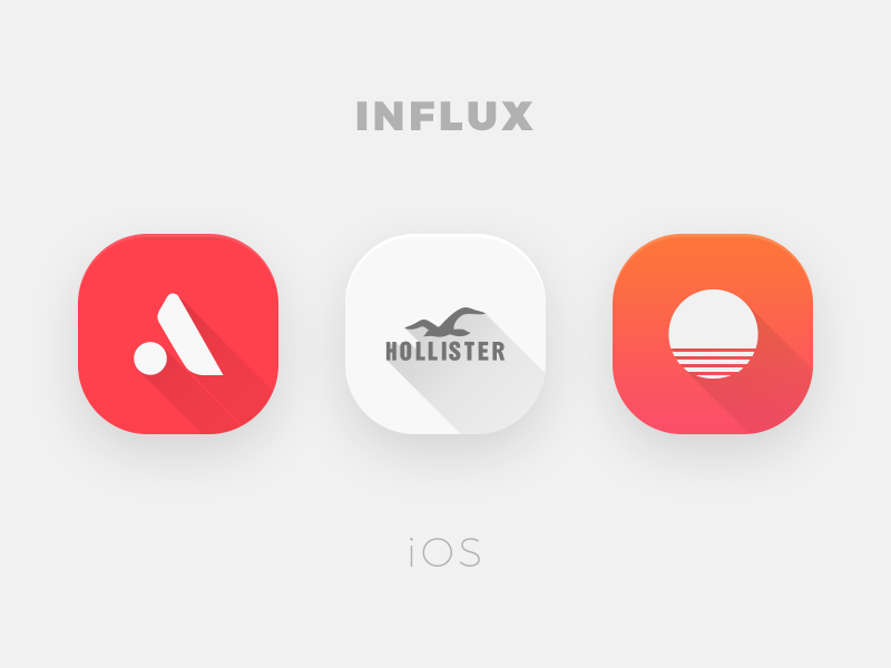Influx for iOS devices. Coming soon to Cydia.