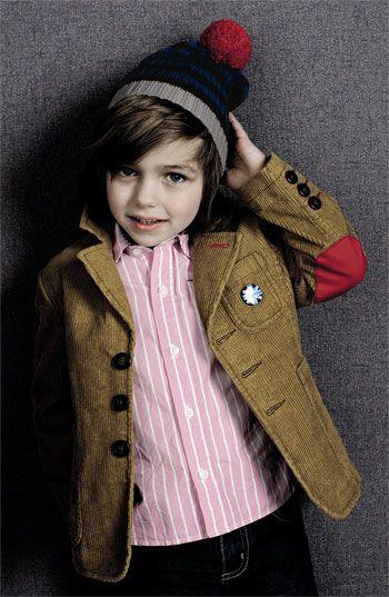 Mini Boden 'Everyday' Blazer (Little Boys & Big Boys) | Nordstrom