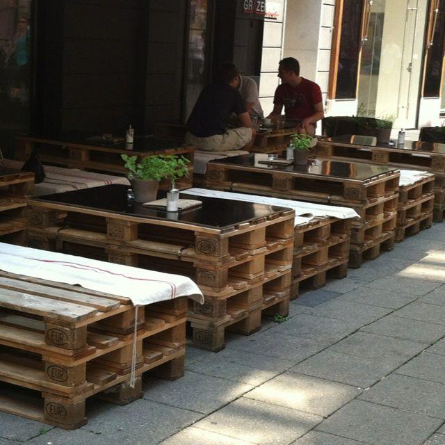 Visita la entrada para saber m s hhh pinterest - Decoracion con pallets ...