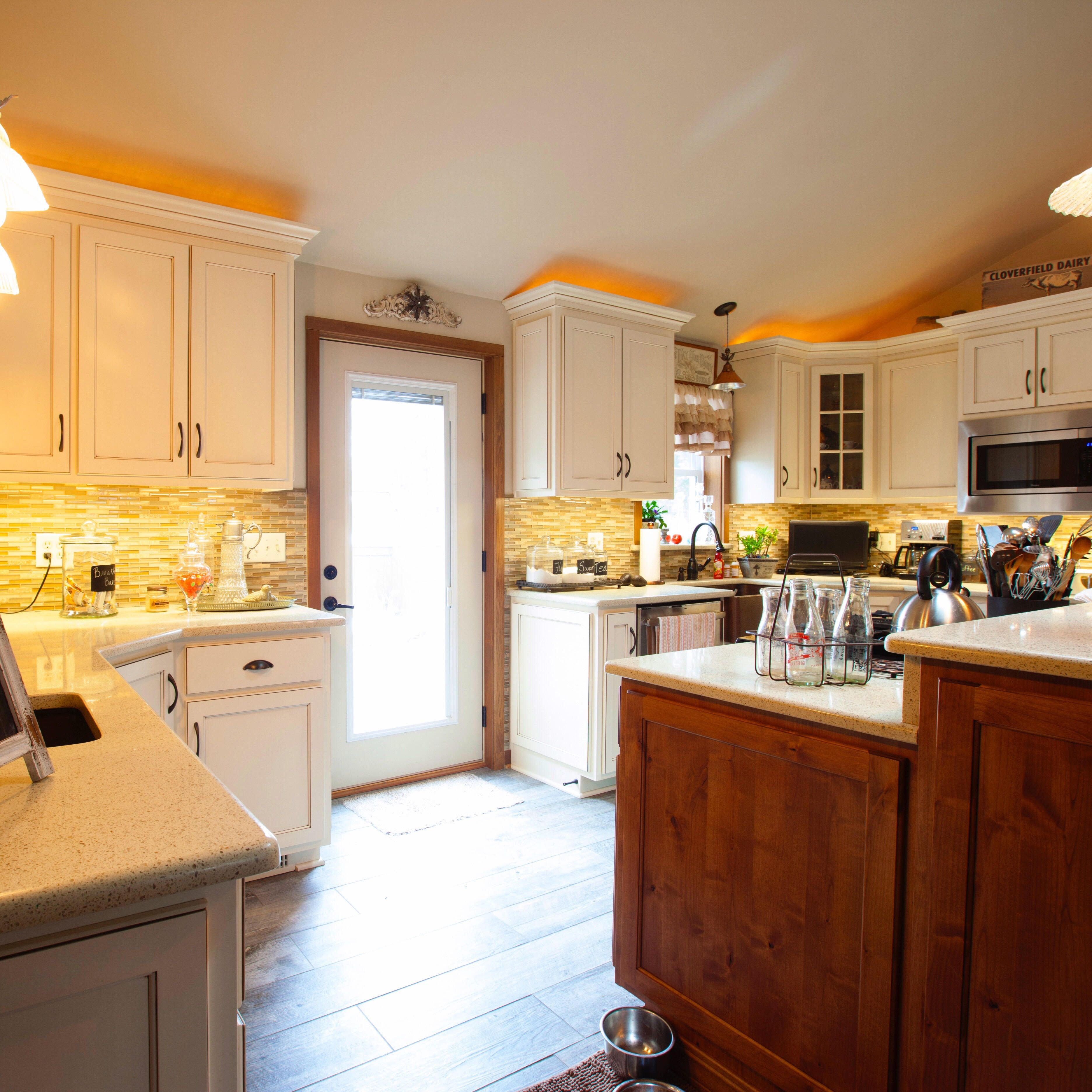 Mix Match Create A Truly Original Look In Your Kitchen By