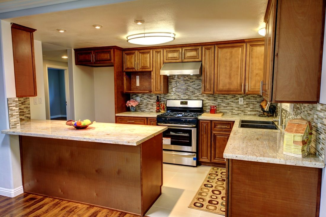 Pecan rope kitchen cabinets cabinets home kitchen decor