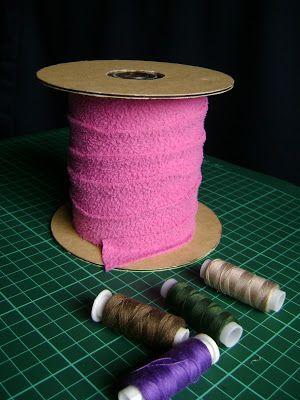 Las cosas que me gusta hacer.: Tutorial cajita guarda hilos con materiales reciclados.