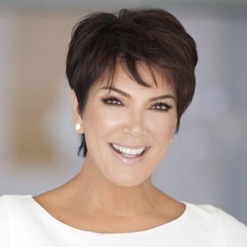 Chris Jenner Hairstyle Kris Jenner I Regret Robert Kardashian