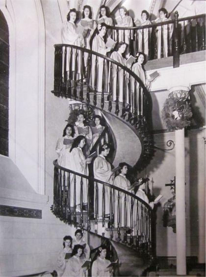 Best Loretto Chapel The Stairs That Saint Joseph Built 640 x 480