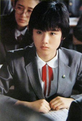 原田知世 ー 時をかける少女