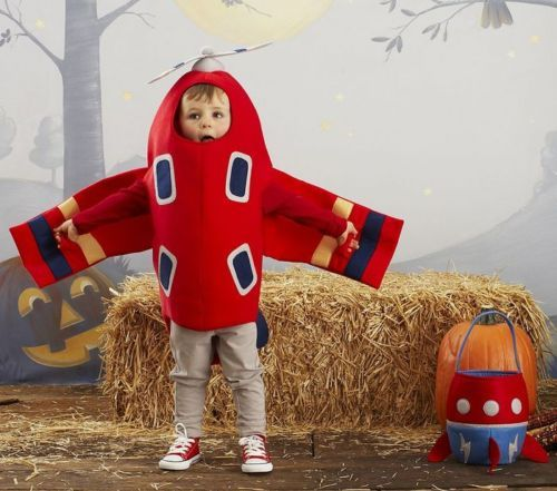 Details About Pottery Barn Kids Pbk Owl Costume And Treat