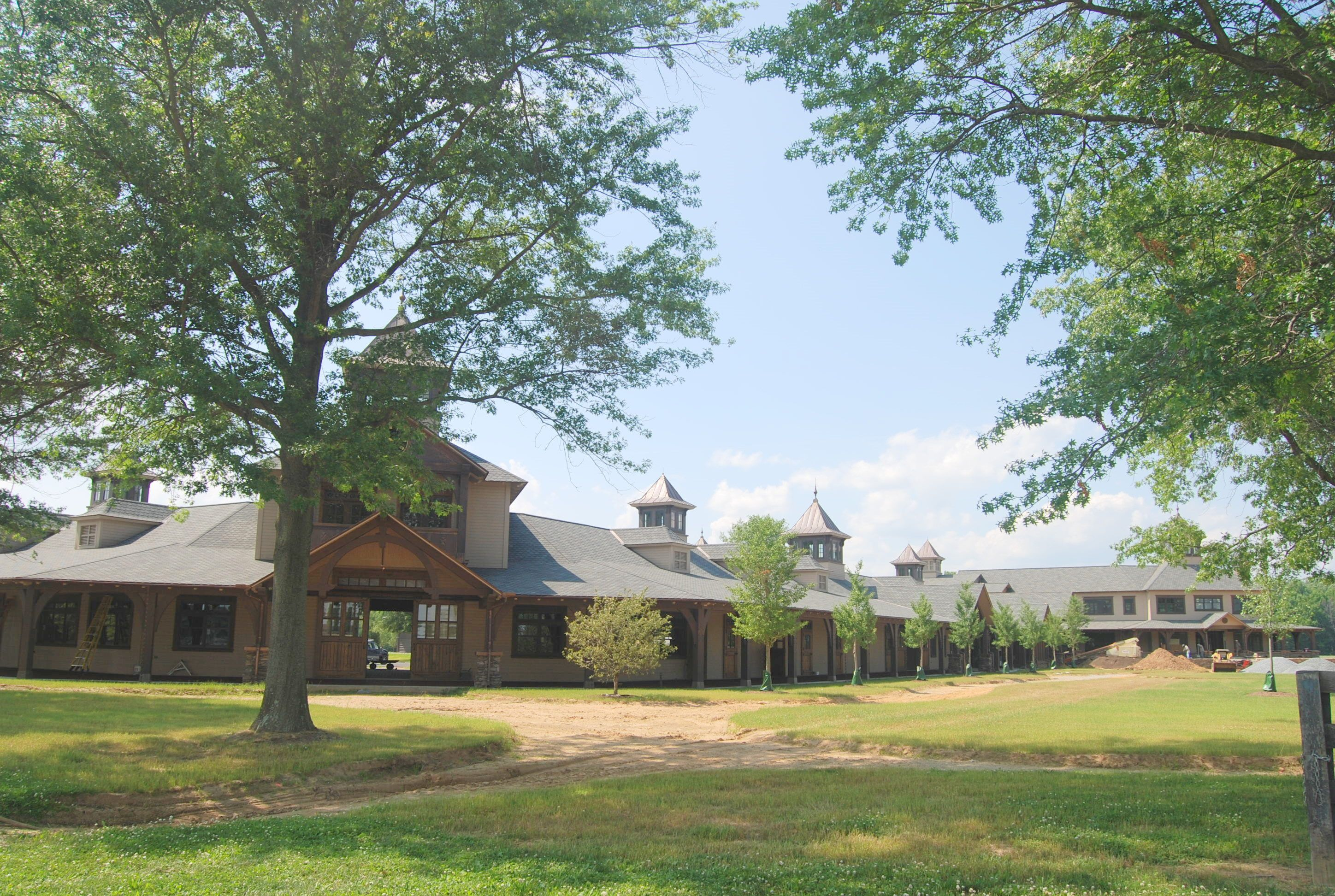 Engel Architects - EQUESTRIAN CENTER