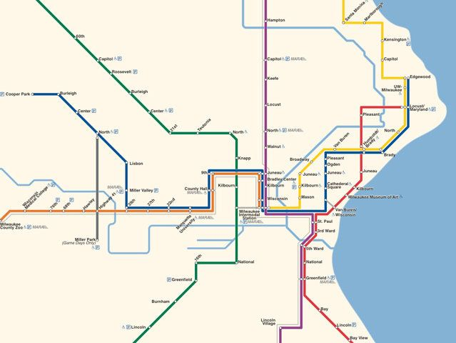 Milwaukee Subway - Where do I buy a weekly pass for the blue ...