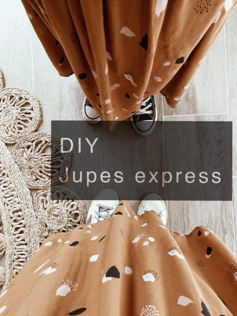 TUTO couture: jupes express toutes tailles mère & fille – Zess.fr // Lifestyle. décoration. DIY. Crochet design   – travail de main