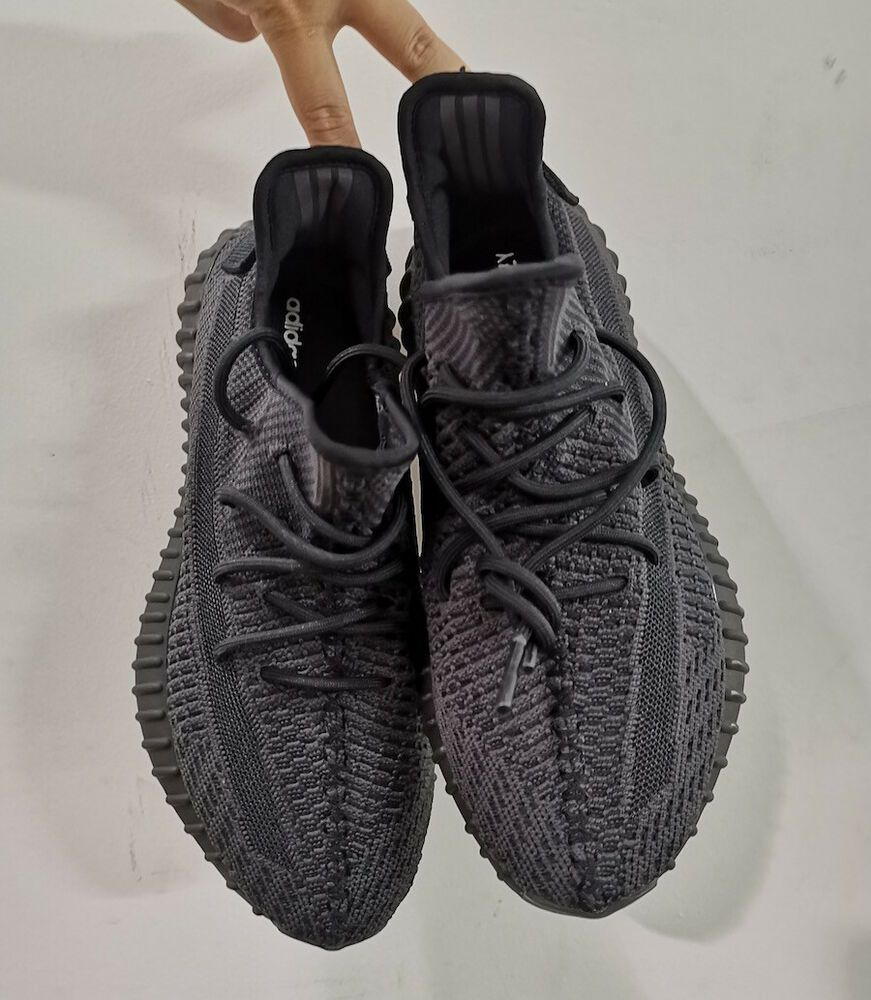 Adidas Yeezy Boost 350 V2 Black Reflective 6719 TRUSTED