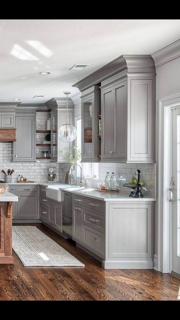 Pin By Lyn Campbell On For The Home Kitchen Cabinet Styles Kitchen Renovation Cost Kitchen Cabinet Design