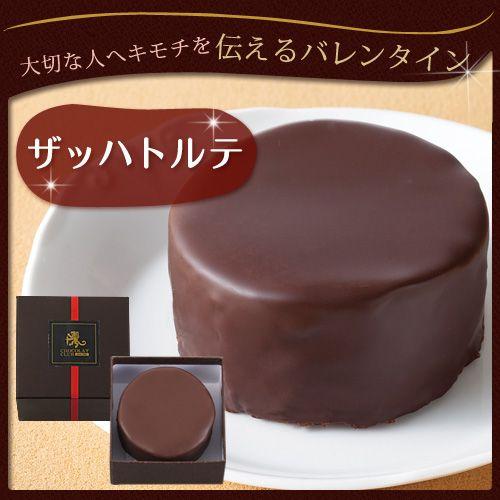 ザッハトルテ VZ,R 【バレンタイン 期間限定商品】【バレンタイン ギフト チョコレート チョコ ケーキ