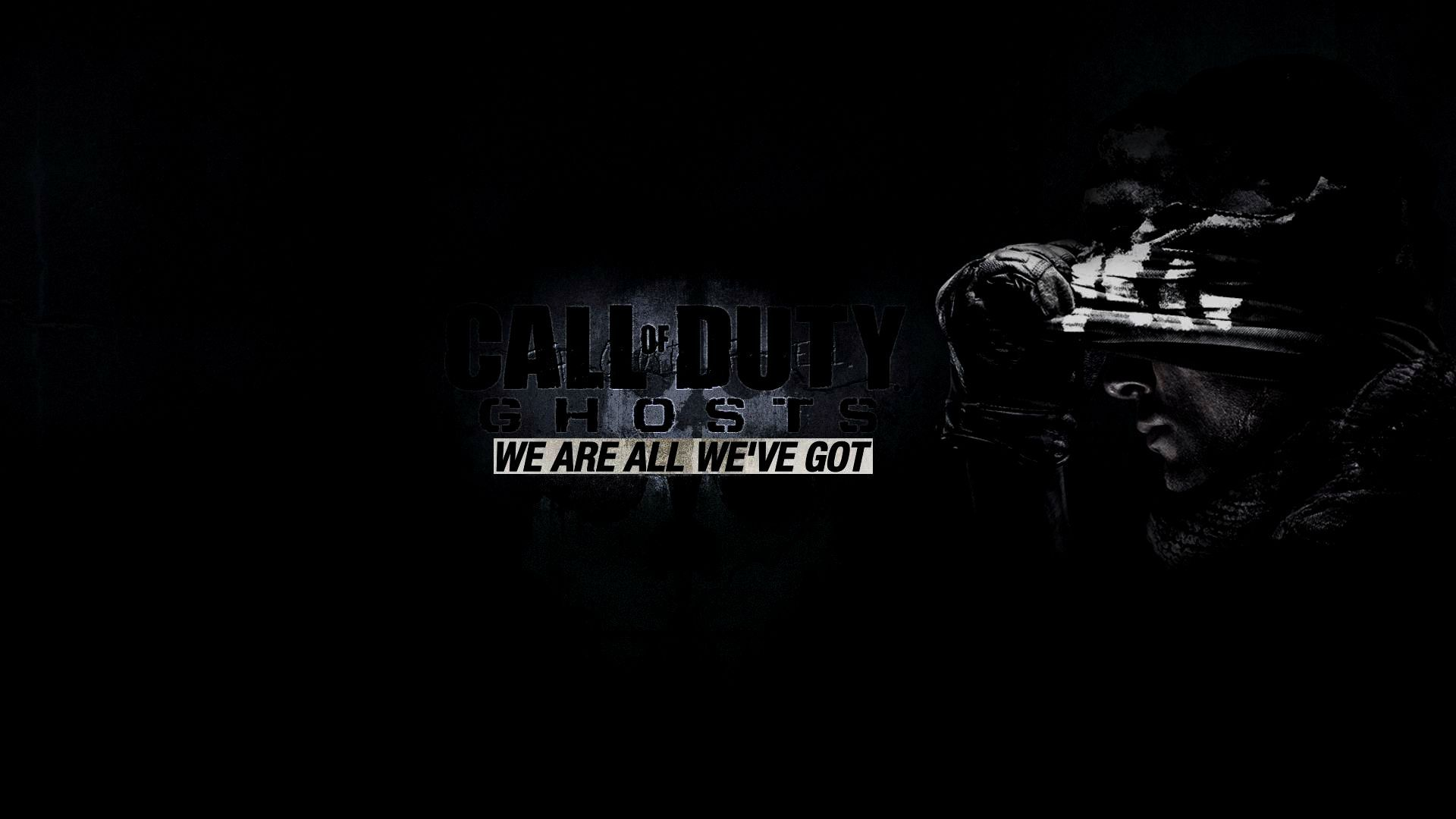 Call Of Duty Ghosts Wallpaper Hd 1080p