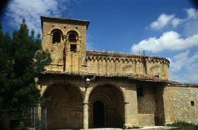 Iglesia de San Esteban de Zolina, concejo de Aranguren (Navarra)