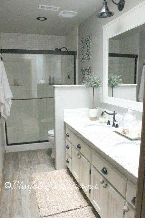 small narrow bathroom remodel ideas in 2020  small master