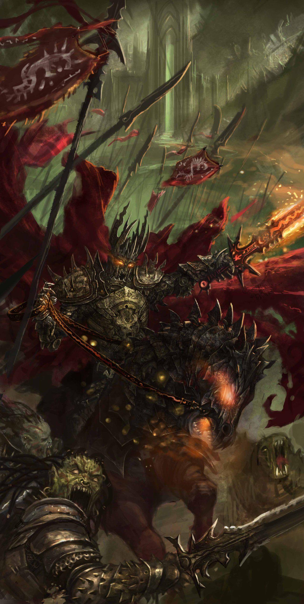 Dark Knight by GreenViggen on deviantART also .. an old illustration  .. meh