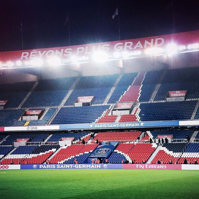 My last game tomorrow at Parc des Princes. I came like a ...
