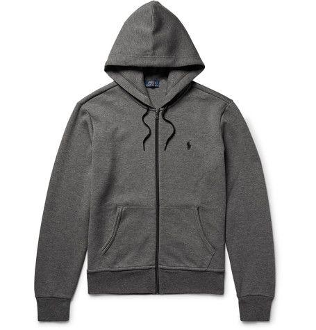 9355230a1392c2 ... cheap polo ralph lauren mélange jersey hoodie. poloralphlauren cloth  sweats 3cf60 6c1fa