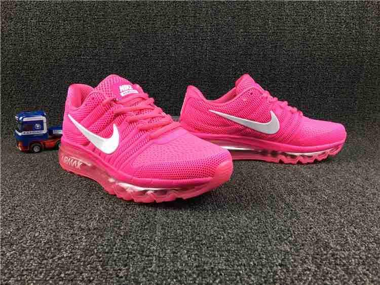Nike Air Max 2017 Women Peach White Shoes | Air Maxes | Pinterest | Air max,  Peach and Woman
