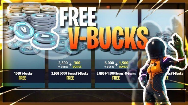 How To Get Unlimited V Bucks Fortnite Battle Royale Choose Your