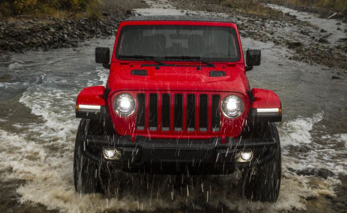 2020 Jeep Wrangler Changes Interior And Colors