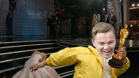 Corre, Leo, corre!!!