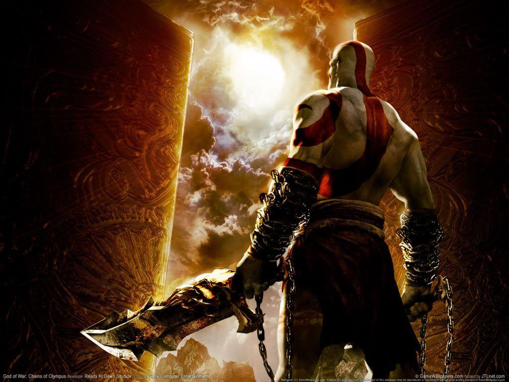 Kratos God Of War Kratos God Of War 3 Image Kratos God