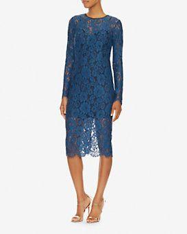 Veronica Beard Gynne Lace Dress