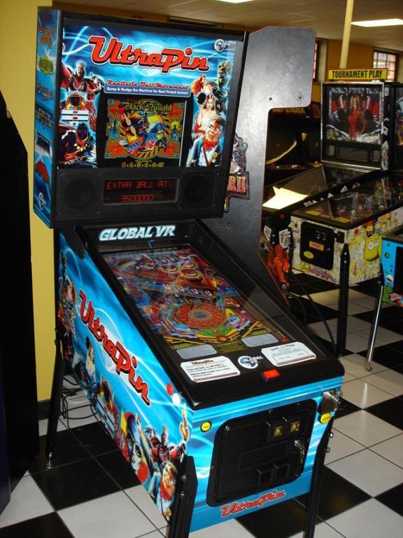Virtual Pinball Machine - 2 TVS & 1 Computer - Unlimited Pinball ...