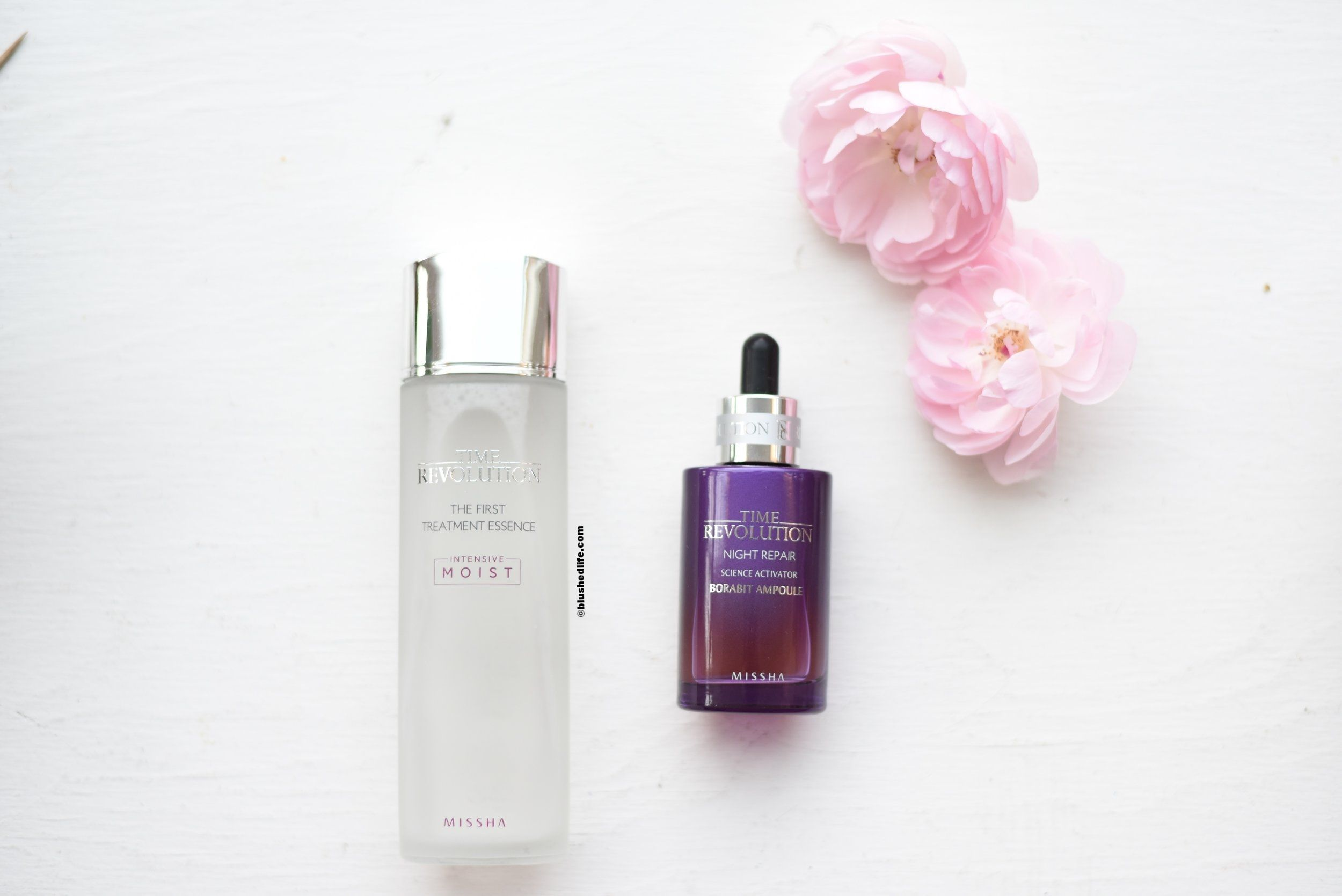 Sep 27 Missha Time Revolution The First Treatment Essence Intensive Moist Review
