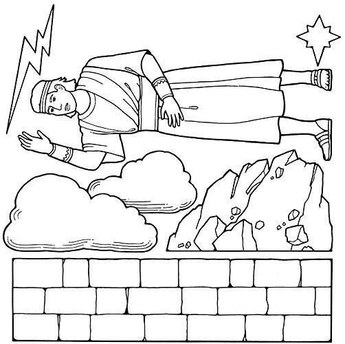 Flannel Board Figure Samuel The Lamanite Prophesies Of Christ S