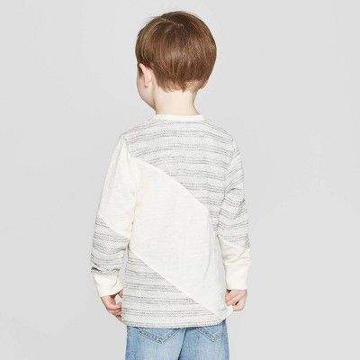 Genuine Kids Toddler Boys Button Down Long Sleeve Shirts 18M Gray