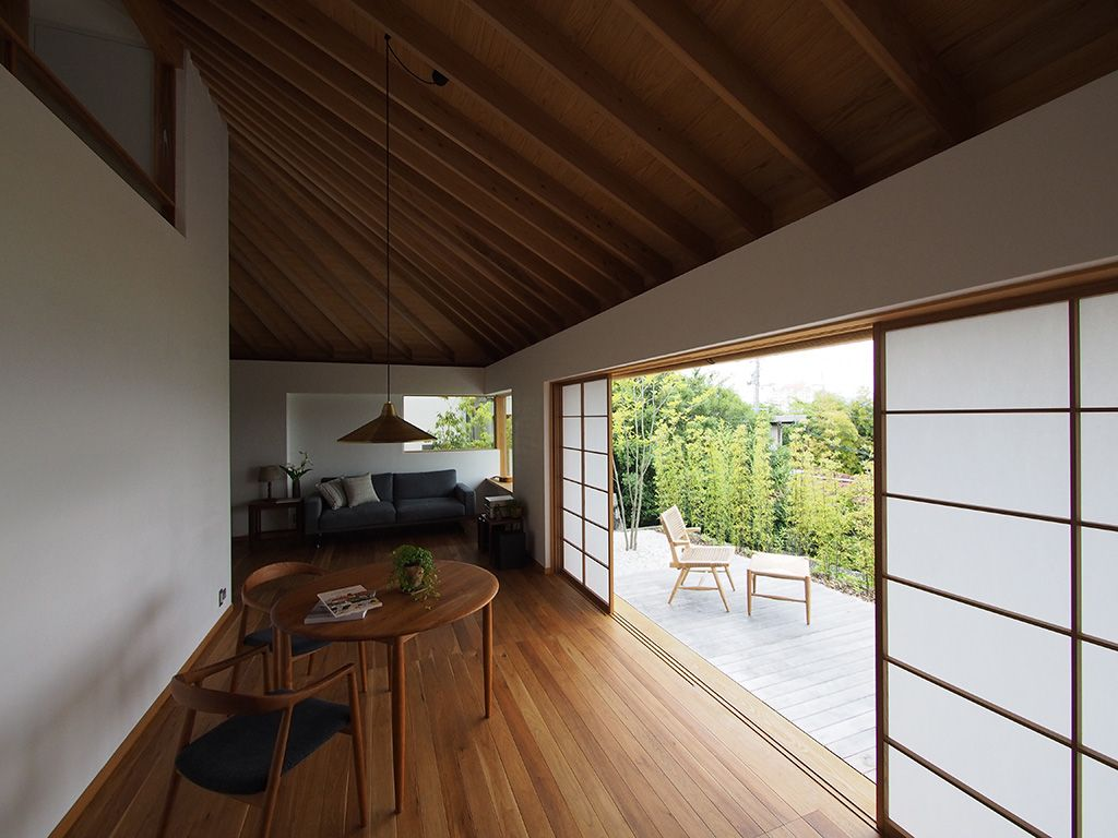 Yasushi horibe architect associates official website for Idee pour site web