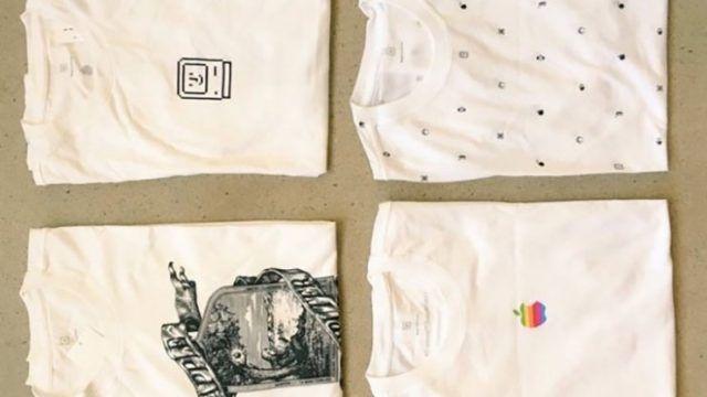 Apple crea le t-shirt ufficiali e vintage del brand http://www.lifestar.it/2016/05/04/17892/apple-crea-le-t-shirt-ufficiali-e-vintage-del-brand/ #tshirt #apple #tee #graphicdesign #vintage