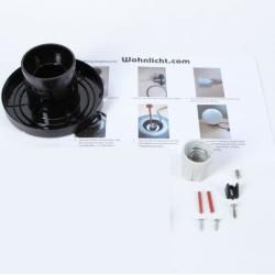 Photo of Lhg Kugelleuchte 15 cm ohne Kabel 116455 Lhg Lightlhg Light