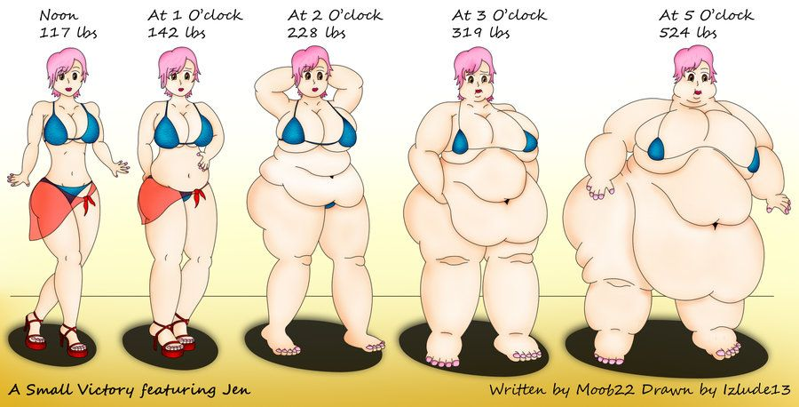 Sister Weight Gain Story Deviantart